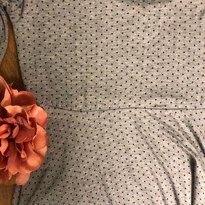 Forever 21 Dresses - Polka Dot Skater Dress